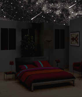 Stunning Sterrenhemel Slaapkamer Photos - Moderne huis - clientstat.us